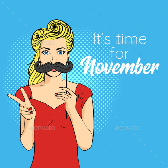 It's Time for November