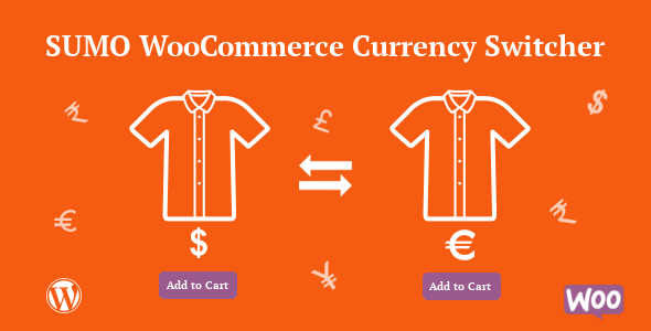SUMO WooCommerce Currency Switcher