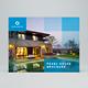 Real Estate Landscape Brochure - GraphicRiver Item for Sale