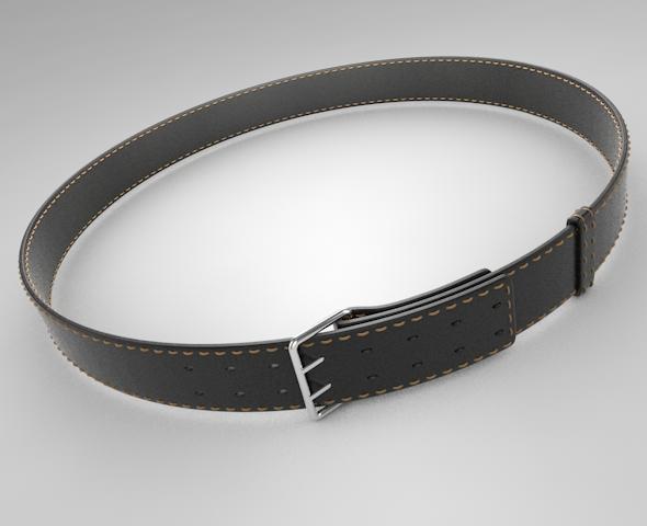 Belt CG Textures & 3D Models from 3DOcean