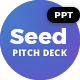 Seed - Investor Pitch Deck Presentation Template - GraphicRiver Item for Sale