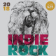 Hand Drawn Lion Indie Gig Flyer - GraphicRiver Item for Sale