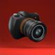 Cartoon Style Camera - 3DOcean Item for Sale