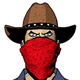 Cowboy Bandit - 3DOcean Item for Sale