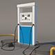 LPG Dispenser - 3DOcean Item for Sale