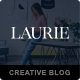 Laurie - An Interior Design WordPress Blog & Shop Theme - ThemeForest Item for Sale