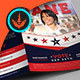 Vote Jane 2 Political Brochure Template 2 - GraphicRiver Item for Sale