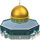 Al Aqsa Mosque Mezroca - 3DOcean Item for Sale
