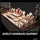Jewelry Showcase Mannequin Equipment - 3DOcean Item for Sale