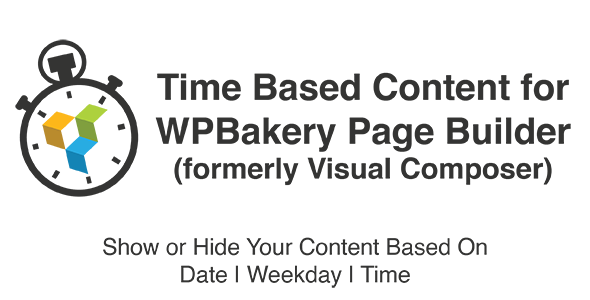 Time Based Content For WPBakery Page Builder Download