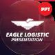 Eagle Logistic Presentation Template - GraphicRiver Item for Sale