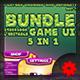 Bundle GUI Pack #1 - GraphicRiver Item for Sale