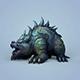 Fantasy Ghost Monster - 3DOcean Item for Sale