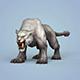 Fantasy Snow Tiger - 3DOcean Item for Sale