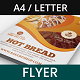 Bakeshop Creative Flyer - GraphicRiver Item for Sale