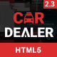 Car Dealer - Automotive Responsive HTML5 Template - ThemeForest Item for Sale