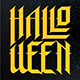 Halloween Gothic Lettering - GraphicRiver Item for Sale