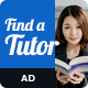 Online Tutor | HTML Ad Banner 01 - CodeCanyon Item for Sale