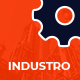 Industro - Industrial PSD Template - ThemeForest Item for Sale