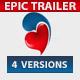 Epic Inspiring Cinematic Trailer - AudioJungle Item for Sale