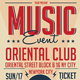 Music Flyer - GraphicRiver Item for Sale