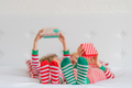 Happy family in Christmas eve - PhotoDune Item for Sale