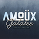 AMOÜX & Galatee | Font Duo - GraphicRiver Item for Sale
