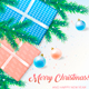 Christmas Greeting Card - GraphicRiver Item for Sale