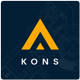 Kons - Construction and Building Joomla Theme