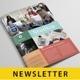 Multipurpose Newsletter v.08 - GraphicRiver Item for Sale