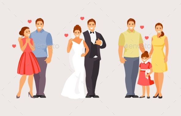 Stages of Creating a Family