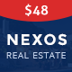 Nexos - Real Estate WordPress Theme - ThemeForest Item for Sale