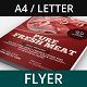 Butcher and Meat shop Flyer - GraphicRiver Item for Sale