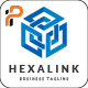 Intertwined Box Hexagon Logo - GraphicRiver Item for Sale