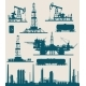 Oil and Gas Industry Set - GraphicRiver Item for Sale