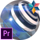 Circle News Opener for Premiere Pro - VideoHive Item for Sale