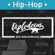 Energetic Vlog Background Hip-Hop - AudioJungle Item for Sale