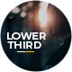 Modern Simple Lower Third - VideoHive Item for Sale