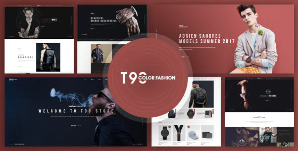 T90 - Fashion Responsive Shopify Theme