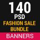 Fashion Sale Banner Bundle - GraphicRiver Item for Sale