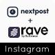 Ravepay- Module - Instagram Auto Post & Scheduler - Nextpost Instagram - CodeCanyon Item for Sale