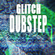 Electronic Glitch Intro Logo