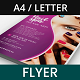 Nail Salon Services Flyer - GraphicRiver Item for Sale