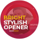 Bright Stylish Opener - VideoHive Item for Sale