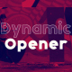 Dynamic and Fast Opener - VideoHive Item for Sale