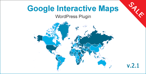 Interactive Map Plugins, Code & Scripts from CodeCanyon