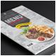 Food Menu Design Template - GraphicRiver Item for Sale