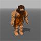 Voxel Caveman - 3DOcean Item for Sale