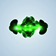 Quick Smoke Strike Logo - VideoHive Item for Sale