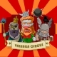 Valhalla Circus - GraphicRiver Item for Sale